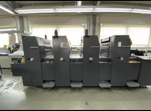 Heidelberg PM 52-4 4 Farben Offsetdruckmaschine