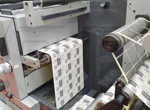 Używany nawijak / rozwijak / maszyna do cięcia wzdłużnego ABG Digicon Series 3