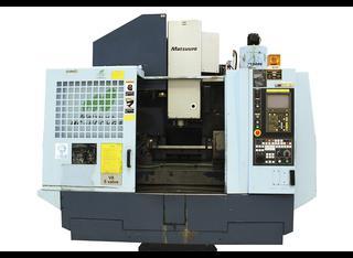 Matsuura MC-800 V G2 P210514033