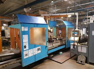 MTE BF 3200 CNC Fräsmaschine