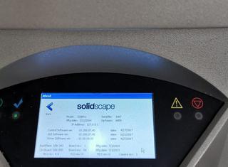 Solidscape 3Z PRO P210516009