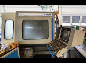 Fresatrice cnc universale Mikron WF 52 D