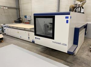 Centrum obróbcze CNC do drewna Morbidelli X 200