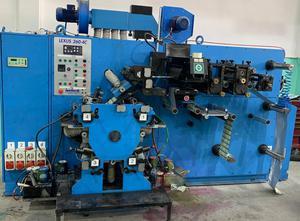 Stampante di etichette Lombardi converting machinerry lexus 260 4 c