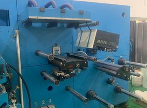 Stampante di etichette Lombardi converting machinerry lOMBARDI  LEXUS 450 6c