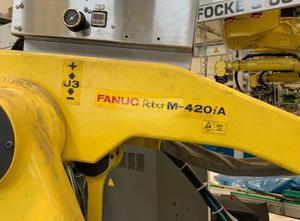 Robot industriale FANUC  M-420IA 40 RJ3IB