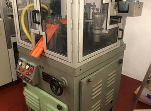 ZANASI  RM63  Gelatine Kapsel-Abfüllmaschine