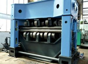 Rovnací stroj WMW-Blema UBR 2500 x 6 - 16 mm