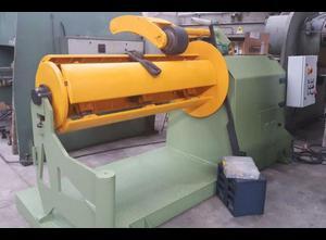 Maszyna do produkcji sprężyn Meca 1500 x 8t