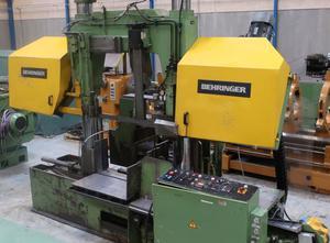 Sierra de cinta para metal Behringer HBP 800A CNC