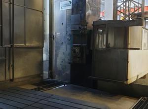 Alesatrice  a montante fisso CNC DORRIES SCHARMANN  HEAVYCUT 3 SINUMERIK 880