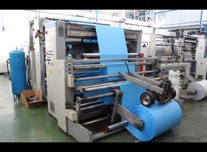 Máquina de termoformado para placas MOBERT GAMMA V130