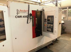 Starrag Heckert CWK 400D Bearbeitungszentrum Vertikal