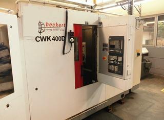 Starrag Heckert CWK 400D P210519061