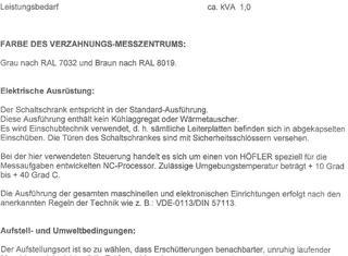 Höfler EMZ 401 P210519067