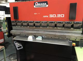 Amada APX 50.20 CNC P210519070