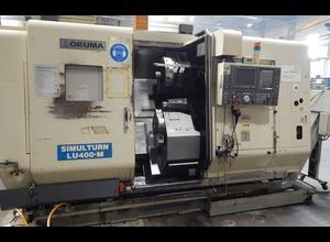 Okuma LU 400 - M 650 Drehmaschine CNC