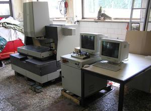 Urządzenie pomiarowe Werth  VCIP 800-3D-CNC