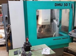 Deckel-Maho DMU 50 T Вертикальный обрабатывающий центр