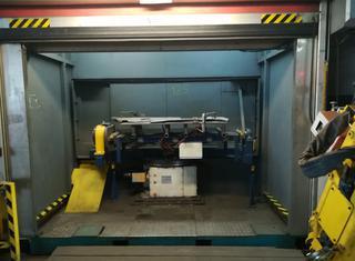 TRUMPF LASER TRUDISC 2000 (FD24) Fanuc R-2000iB 165 F P210520004