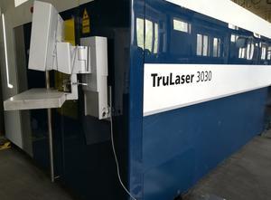 Wycinarka laserowa Trumpf FIBER TruLaser 3030 (L49) 4000 w