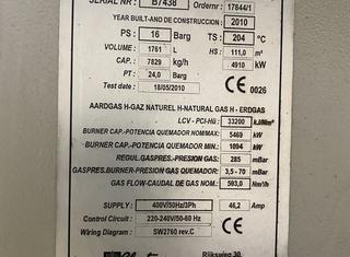 CLAYTON SEG-504-3 P210520025