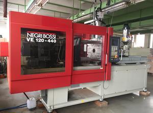 Wtryskarka elektryczna NEGRI BOSSI VE120