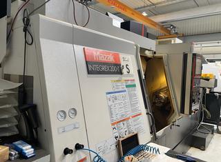 Mazak Integrex 200-IV S x 1000 P210520032