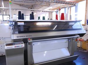 Maszyna dziewiarskia płaska SHIMA SES 122 S gg10
