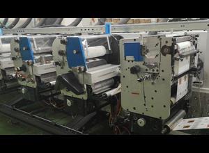 Gallus ECS 340 Etikettiermaschine