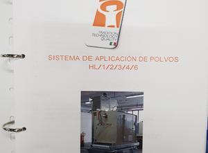 Machine de boulangerie C.E.L s.r.l Italia HRL-1