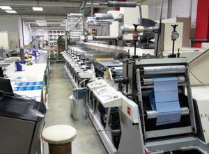 Nilpeter FA 4250 Etikettiermaschine