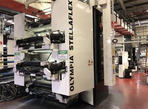 W&H Stellaflex Etikettiermaschine