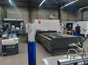 Impianto taglio laser BYSTRONIC BYSTAR 3015 Fiber 6000