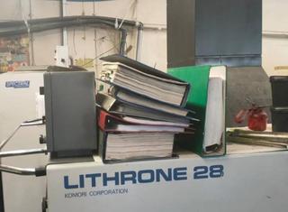 Komori Lithrone 428 P210521096