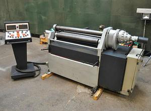 Famar QAI 1050 x 3 mm NC Blechrundbiegemaschine - 4 Walzen