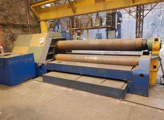 Lisse ZFHM 3300 x 20 mm P210521102