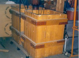 Atık kompaktör Lödige EP1