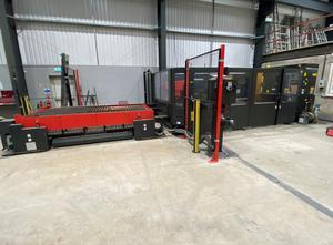 Řezačka - laserový řezací stroj Amada FO 3015 4kw Laser