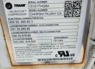 TRANE RTAD 165 P210524011