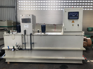 ProMinent Ultromat AT 2000 Flocculant preparation station used