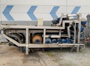 W + AT (Voestalpine) VA BFP-100 Siebbandpresse gebraucht