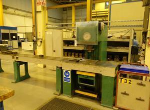 Ward Forsyth VO30 metal press