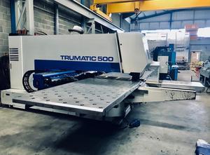 Punzonatrice CNC Trumpf Trumatic 500