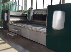 Bottero Technorev 3000/4000 Bearbeitungszentrum Vertikal