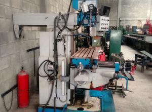 LTF macchine Utensili X6332Z milling machine