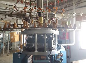 Jumberca TLJ-5E Circular knitting machine