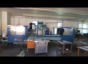 Sachman T 10 HS cnc bed type milling machine