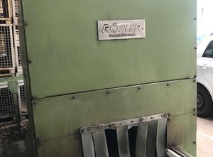 Vibrační bruska s kulatým žlabem Roesler R 600 SA