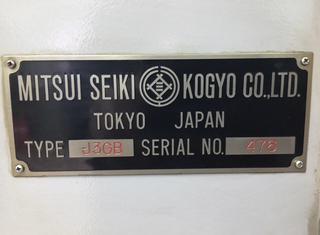 MITSUI SEIKI J3GB P210527012